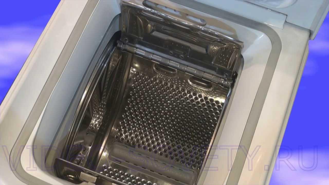 INDESIT WITL 1067 - подробная инструкция к стиральной машине