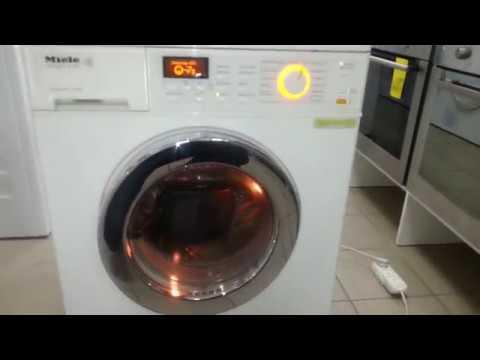 Стиральная машина +сушка Miele WT 2670