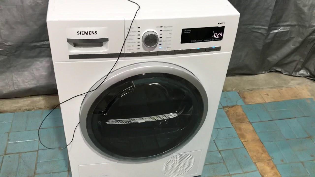 Сушильная машина Siemens IQ700