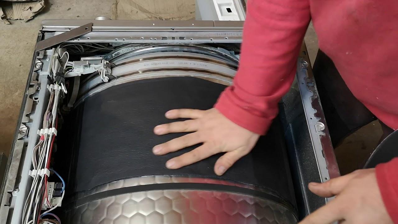 🔌Как уменьшить шум работы сушильной машины и сократить время сушки