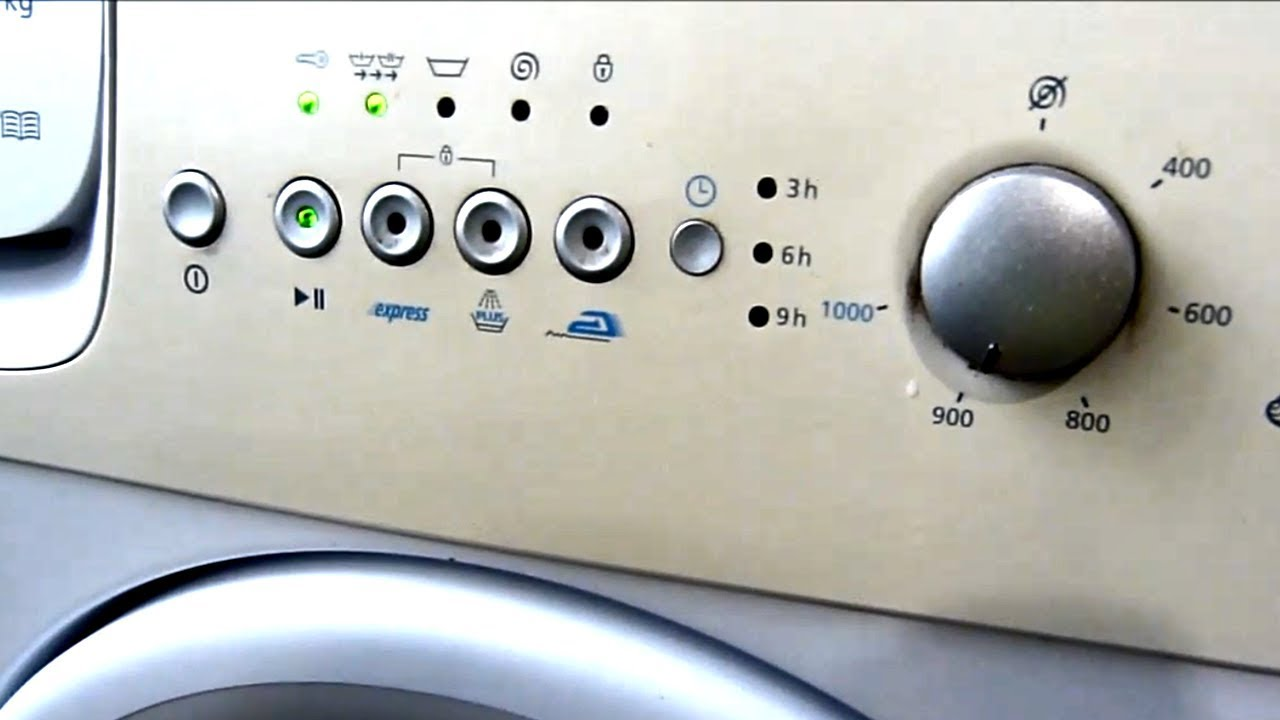 Как пользоваться стиральной машиной Веко
