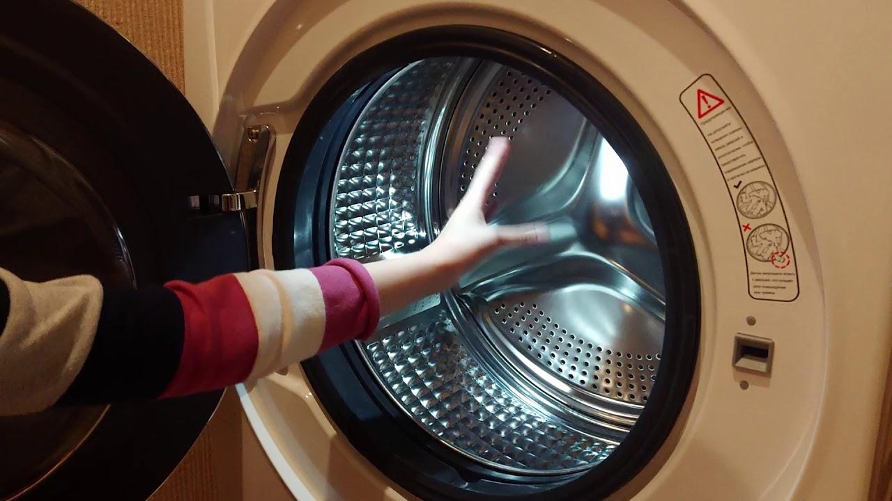 Обзор стиральной машины Haier HW80-B14979