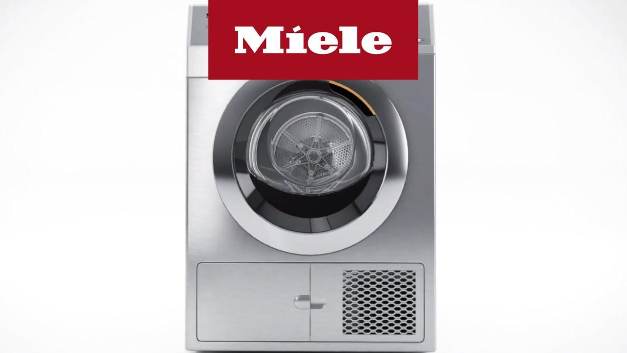 Преимущества машин серии Новые Маленькие Профессионалы: Эффективность | Miele Professional