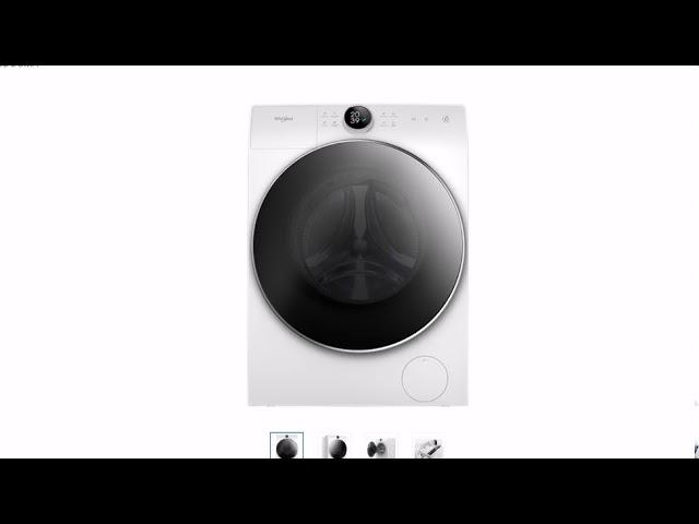 обзор на модель стиральной машины Whirlpool WM E104A W RU