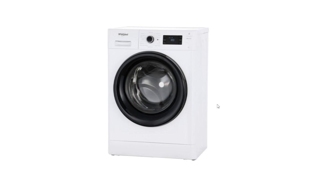 Онлайн обзор. Стиральная машина Whirlpool BL SG6105 V