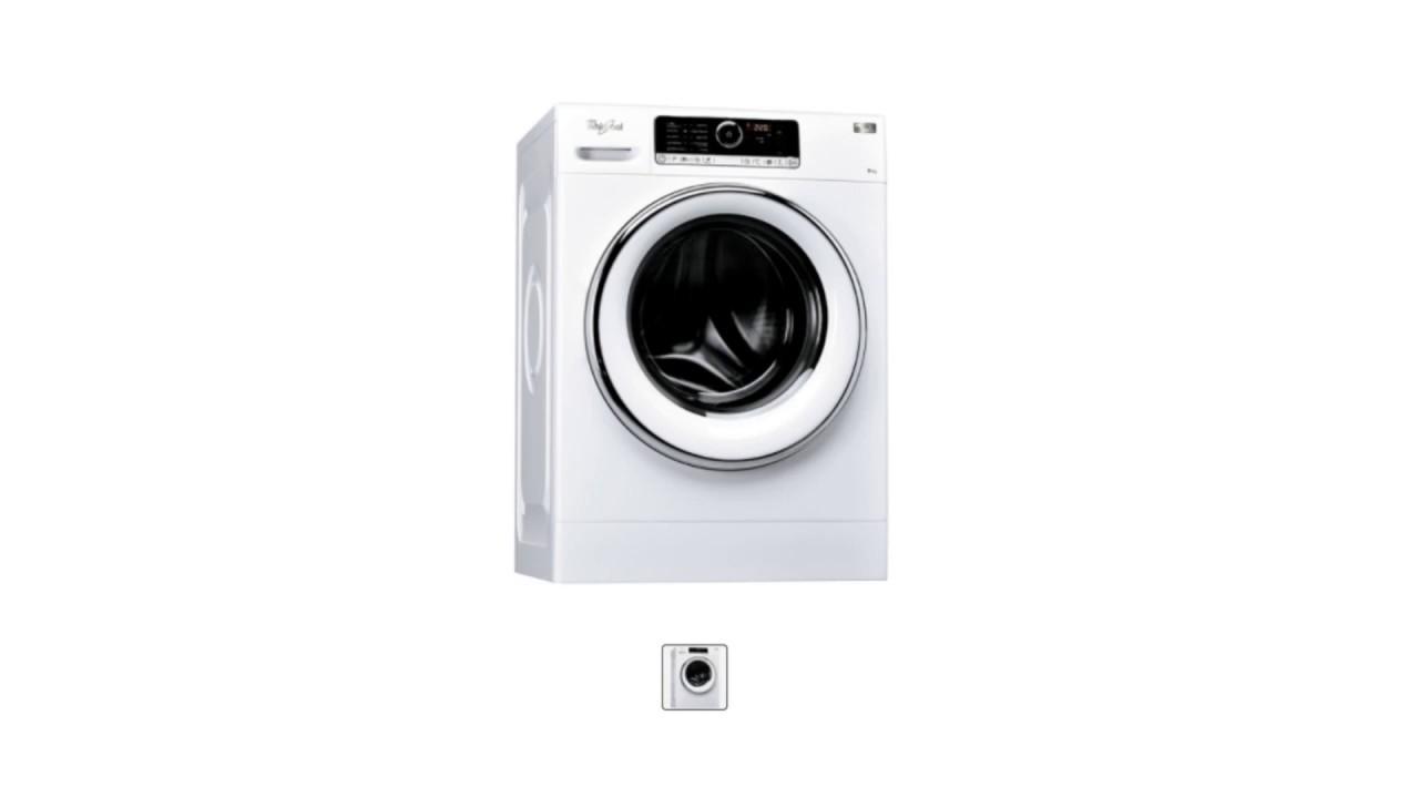 Онлайн обзор. Стиральная машина Whirlpool FSCR 90420