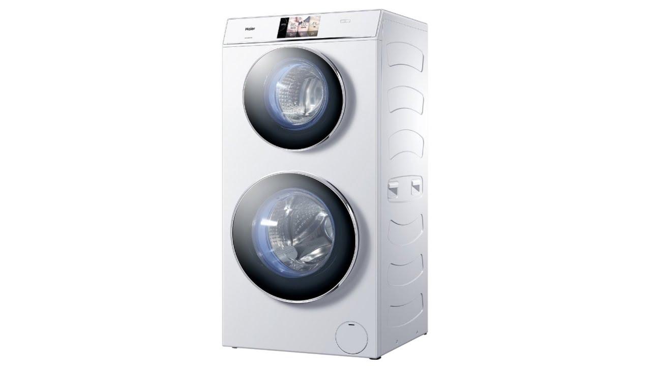 Двойная стиральная машина Haier HWD120-B1558U