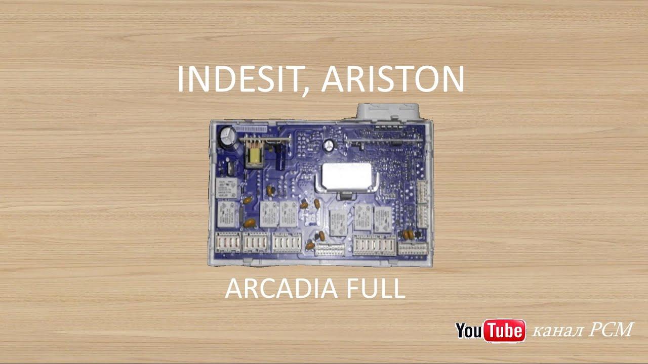 Модуль для indesit, ariston. arcadia full.