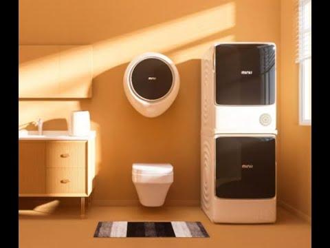 Xiaomi MINIJ умная стиральная и сушильная машина