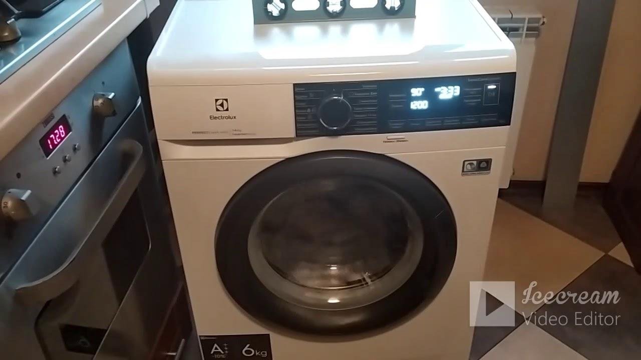 Стиральная машина ELECTROLUX EW6S226SUI