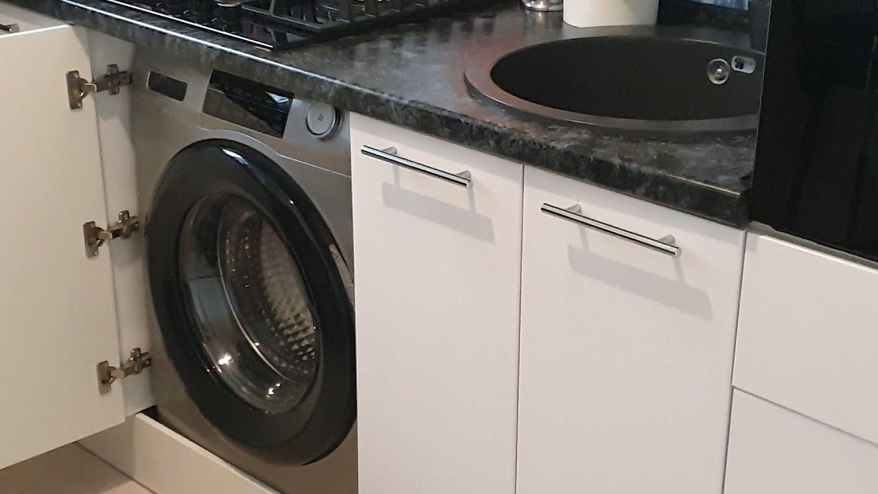 Обзор стиральной машины Haier HW60-BP12959AS