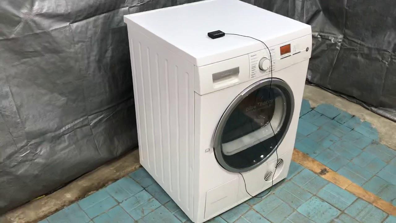 Сушка с тепловым насосом Siemens Модель: WT46W560