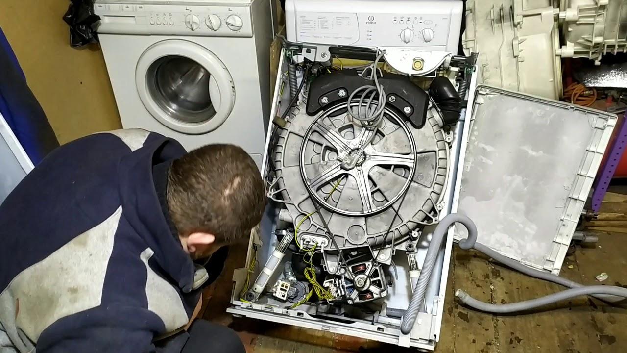 Ремонт стиральной машины Электролюкс Ошибка Е51 . И загадка на 1000 рублей.