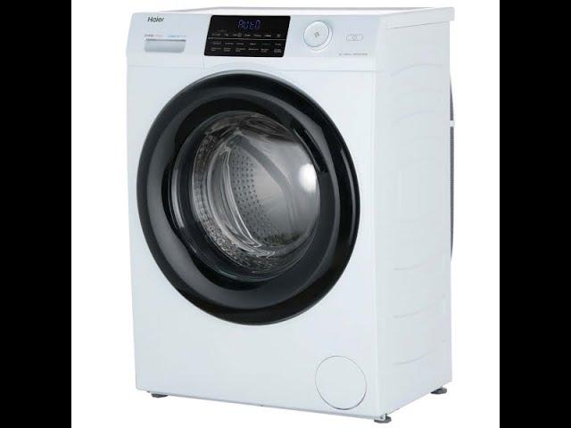 Обзор на стиральную машину Haier HW60-BP10959A
