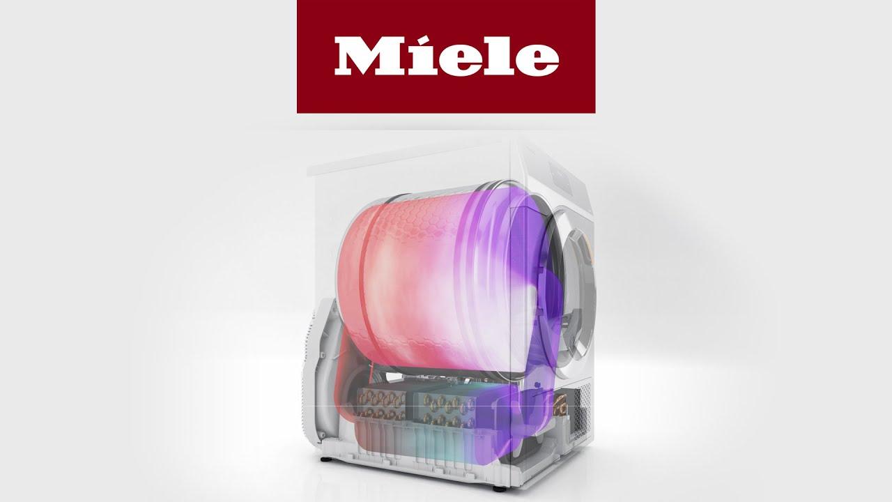 Новая экономичная сушильная машина с тепловым насосом | Miele Professional