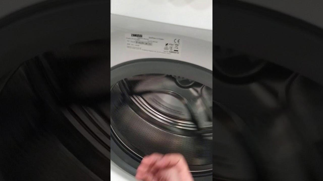 Стиральная машина Zanussi ZFUG 71000 V при вращении барабана идет какой то шум. В чем причина?