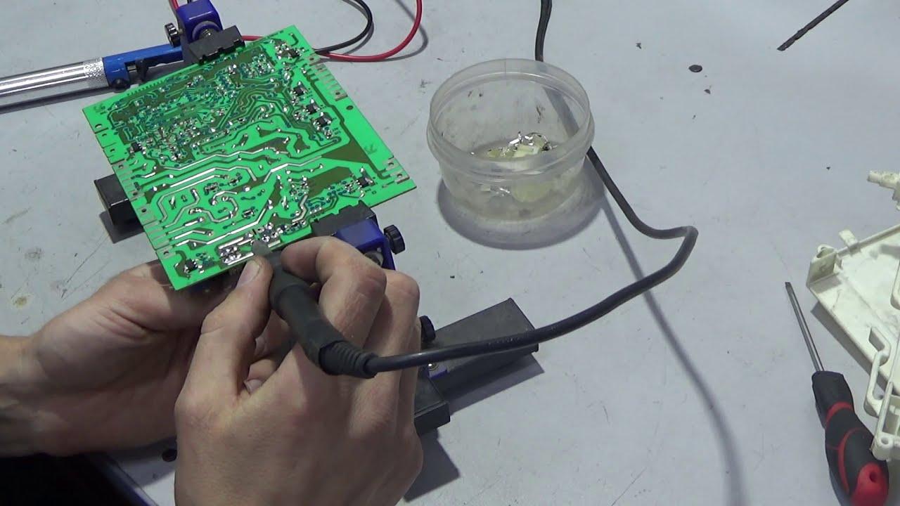 Стиральная машина электролюкс не запускается, не начинает стирку, не крутит двигатель