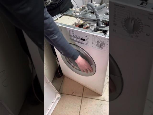 Ремонт стиральной машины AEG