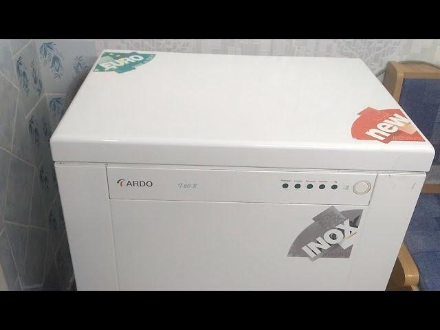 Ремонт стиральной машины ARDO T80X. Не запускается. Замена замка.