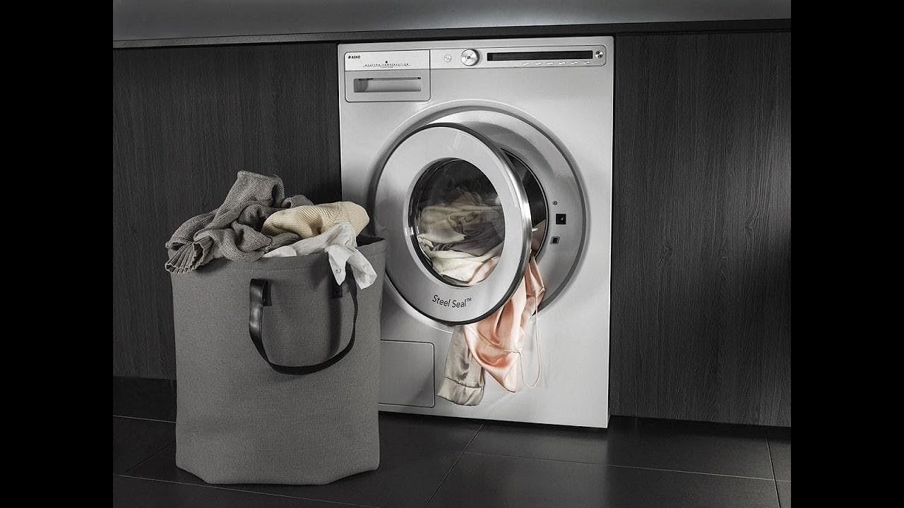 Тест драйв стиральной и сушильной машины Asko, личный опыт